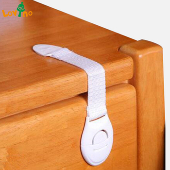 Lovyno 10Pcs/Lot Protection Locking Doors For Children's