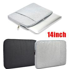 Portable Traveling 14 inch Carrying Bag Pouch Handbag Zipper For ipad 14 Tablet Notebook Laptop Durable Nylon Tablets case