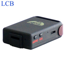 Brand New COban GPS mini personal GPS Tracker GPS102B TK-102 4bands pet GSM/GPRS/GPS Tracker TK102B