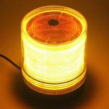 Car Truck BUS Bar Roof Top Warning Flash Beacon Strobe Emergency Light Amber(China)