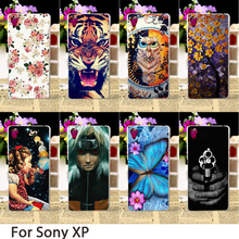 Soft Phone Cases For SONY Xperia X performance F8131 F8132 SONY xperia XP Dora SS Cases Hard Back Covers Skin Housing Sheath Bag