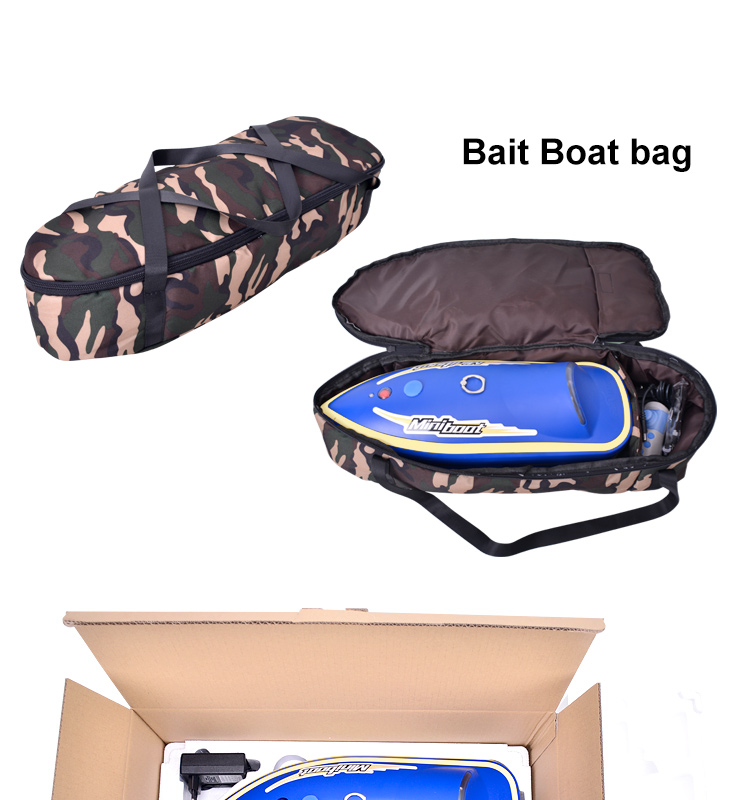 mini1a RC bait boat (11)
