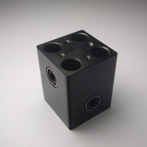 Ultimaker 2 aluminum metal slide block cross slide table/holder  aluminium alloy mount<br><br>Aliexpress