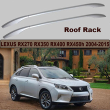 Auto Roof Rack Luggage Racks For LEXUS RX270 RX350 RX400 RX450h 2008-2015 High Quality Brand New Aluminium Alloy Car Accessorie