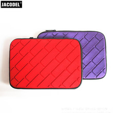 Jacodel Casual Notebook Laptop Sleeve Bag for Macbook Xiaomi Lenovo HP Waterproof Portable PC Tablet Handbags Bag Cover Case(China)