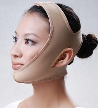 hot sale Thin face mask, facial massage, lifting double chin face slimming bandage cosmetic face health massage Korean(China)