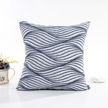 Hot Good Quality Pillow Cover Modern Simple Decorative Pillow Case Home Office Square Pillow Case Pillow Cover kissenbezug