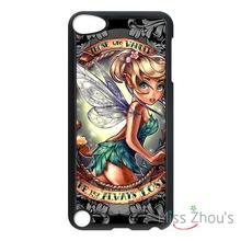 For Samsung Galaxy mini S3/4/5/6/7 edge plus Note2/3/4/5 mobile cellphone cases cover Cheap Tinker Bell