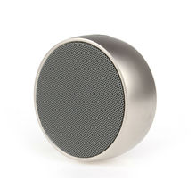METAL PORTABLE BLUETOOTH SPEAKER, WIRELESS MINI SUBWOOFER SPEAKERS , SUPPORT ALL ANDROID/IOS /WINDOWS DEVICES /PLAYERS(China)