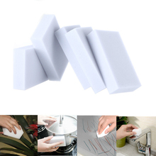 Multi-functional Magic Sponge Eraser Melamine Sponge Cleaner Eco-Friendly Home Accessories 100x60x20MM(China)