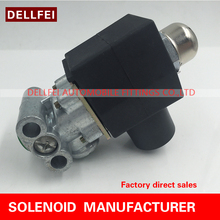 Solenoid Valve, Sinotruk, HOWO truck spare parts three way solenoid valve(China)