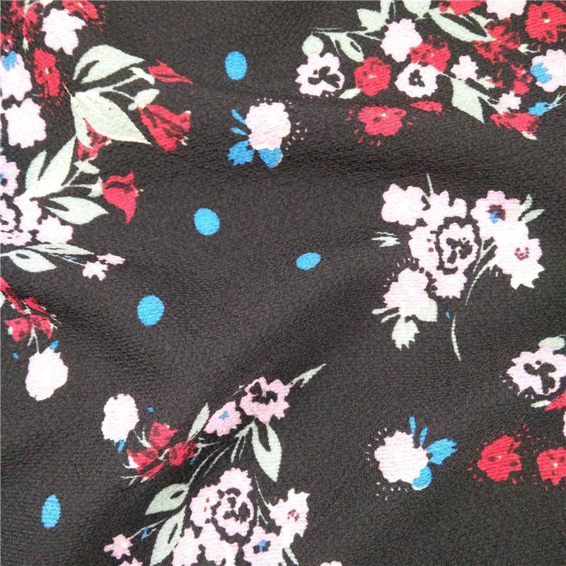K20 10pcs High Quality Flower Printing L Bubble Chiffon Muslim Hijab Wrap Shawl Women Scarf Scarves 18075cm