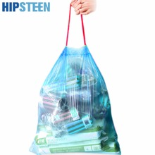 HIPSTEEN Stringing Thicken Kitchen Household Automatic Trash Can Bin Rubbish Garbage Plastic Bag