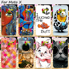 22 Styles Mobile Phone Bags and Cases For Motorola Moto X XT1055 XT1058 XT1060 Cases Anti-Knock Deluxe Vintage Elegant Cover