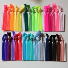 10Pcs high elastic Hair Ties head band rope Ponytail Bracelets hairbands Rope Ornament accessories random color Fashion Summer