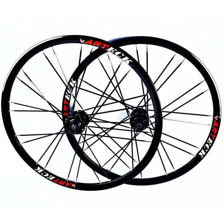 26\'\' inch 24 Holes MTB Mountain Bikes Road Bicycles Disc Brake Wheel ...