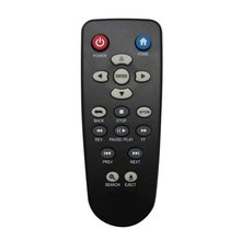 Replacement Remote Control for WD Western Digital WDTV Live TV Plus Mini HD Hub Media Player WDTV001RNN