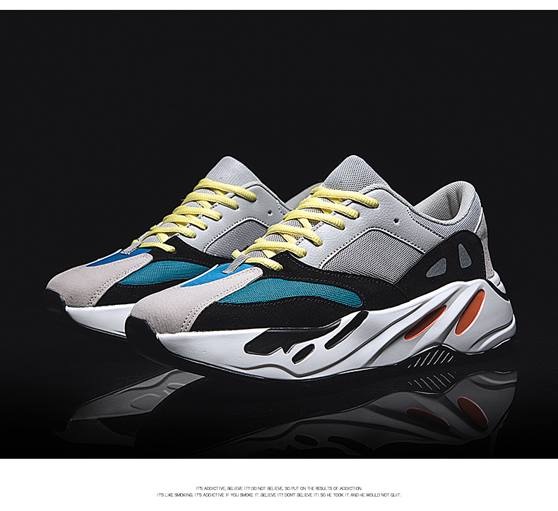 Unseix Air 700 running shoes mens outdoor athletic sport jogging elastic zapatos de mujer comfortable running sneakers 101 Online shopping Bangladesh
