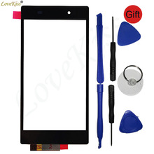 Buy Z1 Touchscreen Front Panel Sony Xperia Z1 L39H C6902 C6903 C6943 Touch Screen Sensor LCD Display Digitizer Glass Replacement for $5.30 in AliExpress store