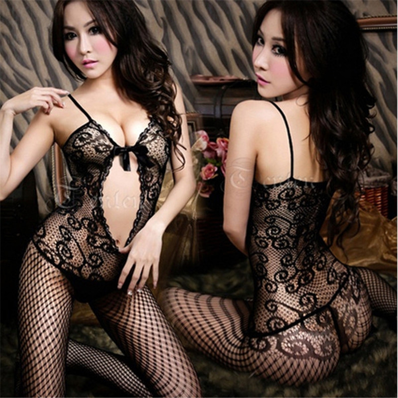 Sexy Lingerie Hot Sexy Costumes Underwear Sex Products Disfraz Carnavales Baby Dolls Erotic Intimates Sleepwear women Teddies(China)