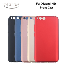 For Xiaomi Mi 6 Plastic Case Durable Protective Back Cover Case Replacement For Xiaomi Mi6 Mobile Phone Free Shipping Popular