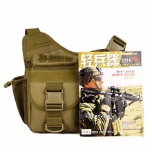 Military Single Shoulder Bag Army Messenger Camera Bag Men Women Outdoors Cyclings Saddle Bag Tactics Camouflage Durable New