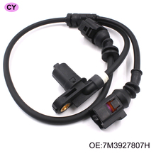 YAOPEI NEW High Quality Front Left ABS Sensor for VW SHARAN FORD GALAXY SEAT ALHAMBRA 7M3927807H(China)