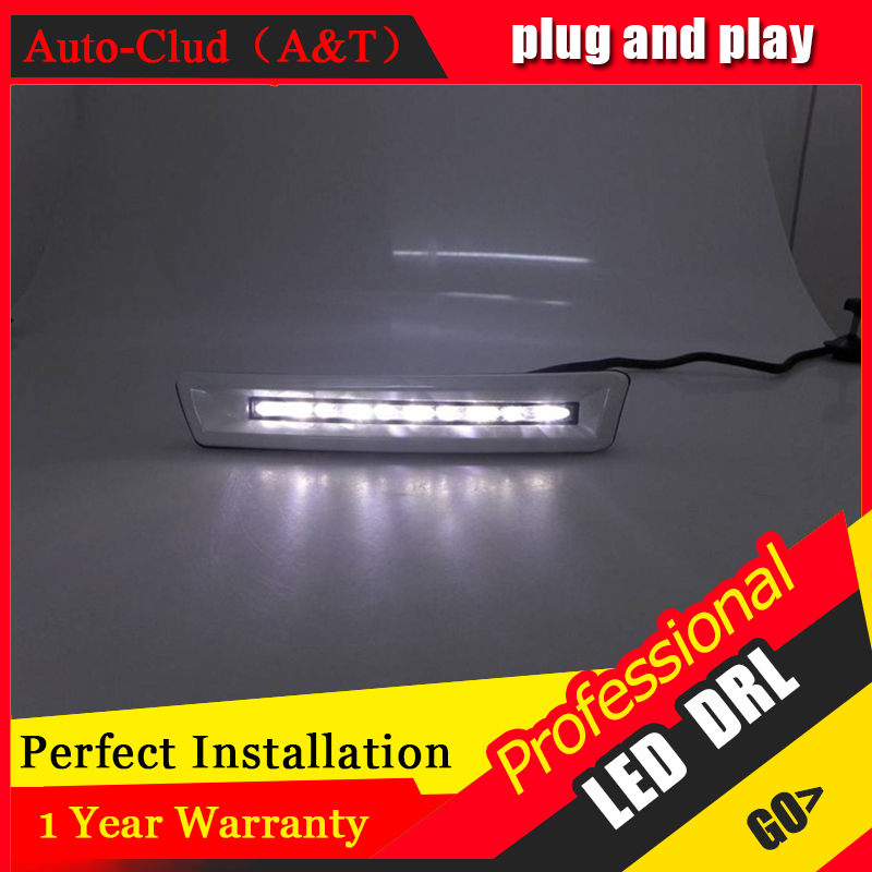 Auto Clud car styling For Toyota Verso LED DRL For Verso led fog lamps daytime running light High brightness guide LED DRL<br><br>Aliexpress