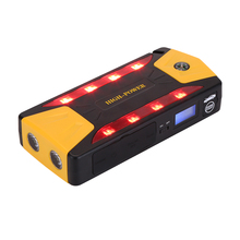 82800mAh Car Jump Starter Portable Power Bank Booster Charger Battery Emergency Auto Battery Multi-function Vehicle Start Jumper