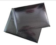 40*51cm Wholesale Large Black Padded envelopes bubble mailer Bubble Envelope Bubble aluminium Bag metal Envelope Shock Bag big(China)
