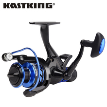 KastKing Pontus 9KG Max Drag Dual Stopping System Bass Fishing Reel Front and Rear Drag Freshwater Saltwater Spinning Reel(China)