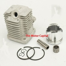 47cc 49cc Pocket Bike Cylinder Kit 40mm Bore for 2 Stroke Gas Scooter Mini Pocket Bike free shipping(China)