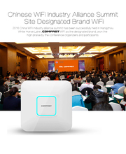 COMFAST 1750Mbps 2.4G+5.8G gigabit Wifi Access Point WiFi coverage wifi router CF-E380AC ceiling wireless AP support openWRT