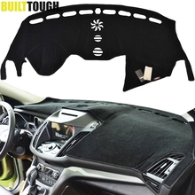 Xukey Fit For Ford Escape Kuga 2013 2014 2015 2016-2018 Dashboard Cover Dashmat Dash Mat Pad Sun Shade Dash Board Cover Carpet(China)