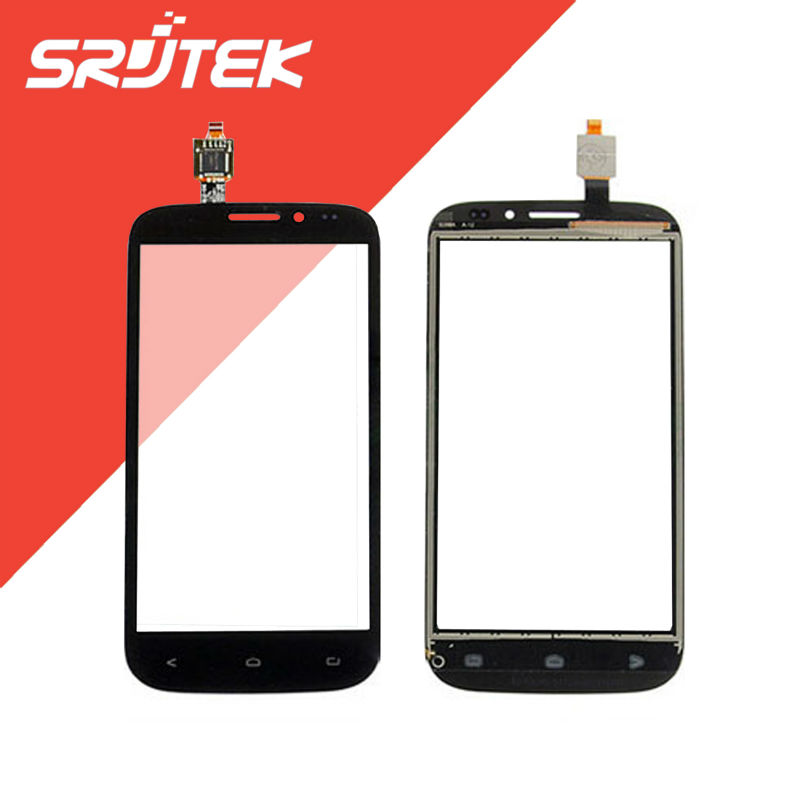 FLY IQ4404 FLY IQ 4404 Touch Screen Digitizer Sensor Outer Glass Black Replacement parts<br><br>Aliexpress