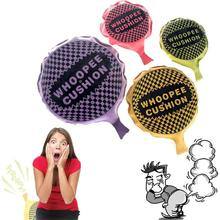 New Fashion Self Halloween Inflating Whoopee Bag Cushion Cushion Fart Gag Gift Funny Toy April Fool's Gift