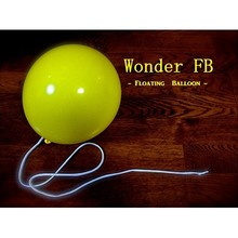 New arrival Wonder Floating Balloon by RYOTA magic Trick (Gimmick + DVD) street stage close-up bar FB magic balloon trick