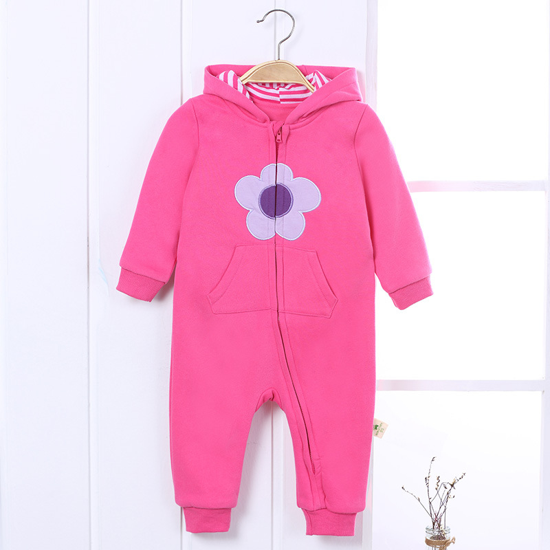Newborn Baby Girls Boys Sport Casual Winter Long Sleeve Hooded Rompers Clothes Infant Unisex Jumpsuits Babies Overalls Costume<br><br>Aliexpress