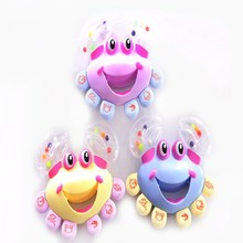Crab Design Musical Crib Mobiles Baby Toys Instrument Baby 0-12 Months Jingle Shaking Toy Baby Cartoon Developmental Rattle