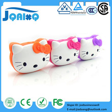 Cartoon Hello Kitty Caixa De Som Portable Mini Bluetooth Speaker FM Radio USB Micro SD TF Card Mp3 Computer Subwoofer Music Box