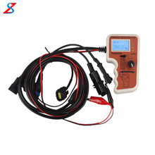 New arrival CR508 Common Rail Pressure Tester and Simulatorby Rail Pressure Tester for Denso/BOSCH