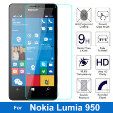 Ultrathin Premium Tempered Glass Film for Nokia Microsoft Lumia 950 Screen Protector for Lumia 940 Dual Sim N950 Protective Film
