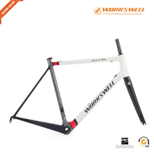 Best Selling China Light weight Carbon Road Bike Frames 700c Design Road Full Carbon Material Bike Frame