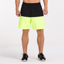 Men Shorts Fitness Exercise Joggers Boxer Shorts Loose Quick Dry with pockets