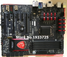 desktop motherboard for msi Z97 GAMING 7 DDR3 LGA 1150 system mainboard fully tested
