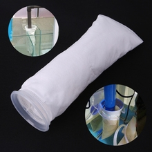 Fish Tank Filter Mesh Bag Easy Light Weight Aquarium Filter Socks 105*380mm