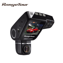 "Range Tour C10s Mini Car DVR Dashboard Camera Video Recorder Dashcam WDR Full HD 1080P 2""LCD 170 Degree G-sensor Carcam Dash Cam(China)"