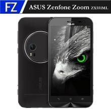 "New ASUS Zenfone Zoom ZX551ML 5.5"" FHD Atom Z3580 Quad-core Android 5.0 4G Phone 4GB RAM 64GB ROM 13MP 3x Optical-Zoom NFC(China)"