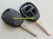 2014 Newest Item BRAND Saab 9-3 9-5 93 95 4 Buttons Smart Remote Key Fob Case Shell & Key Blank