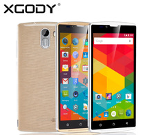 XGODY Smartphone 5.0 inches Dual Sim Cards Unlocked Cell Phones 8MP Camera Android 5.1 Quad Core 512MB RAM 8GB ROM Smart Phone